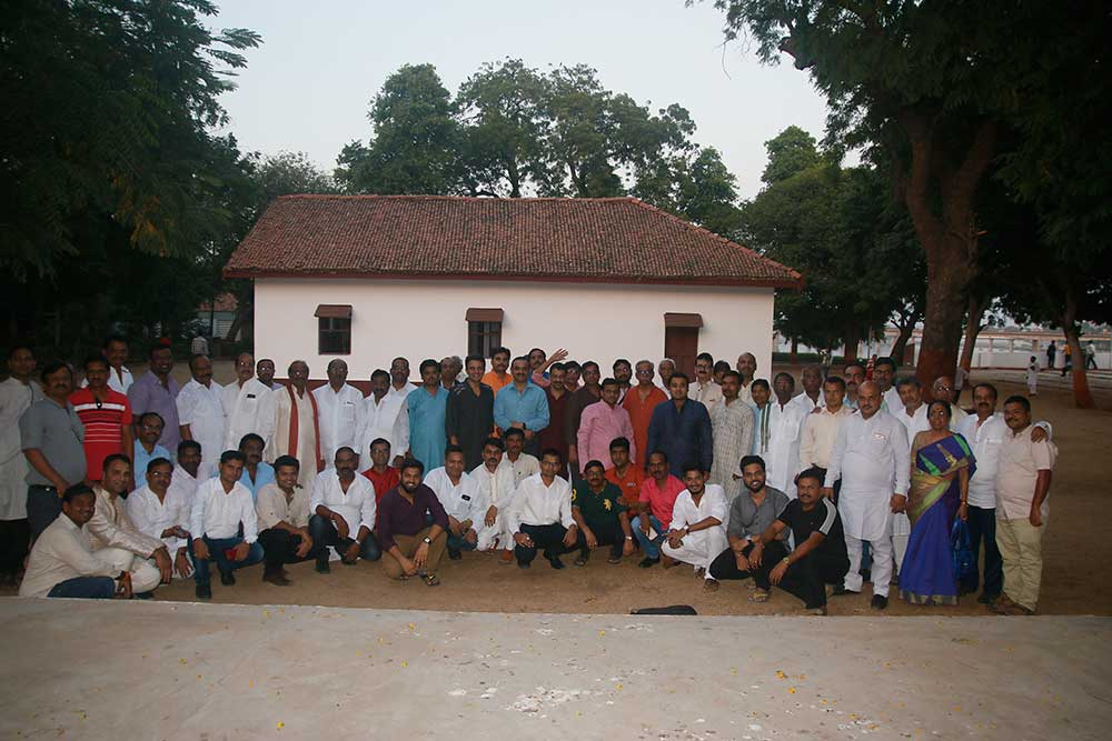 Half-Yearly-Meeting-2017_Sabarmati-Ashram